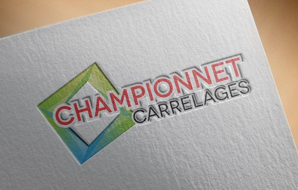 Logo identite visuelle Championnet