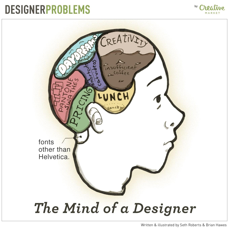 Designer problems : the mind of a designer