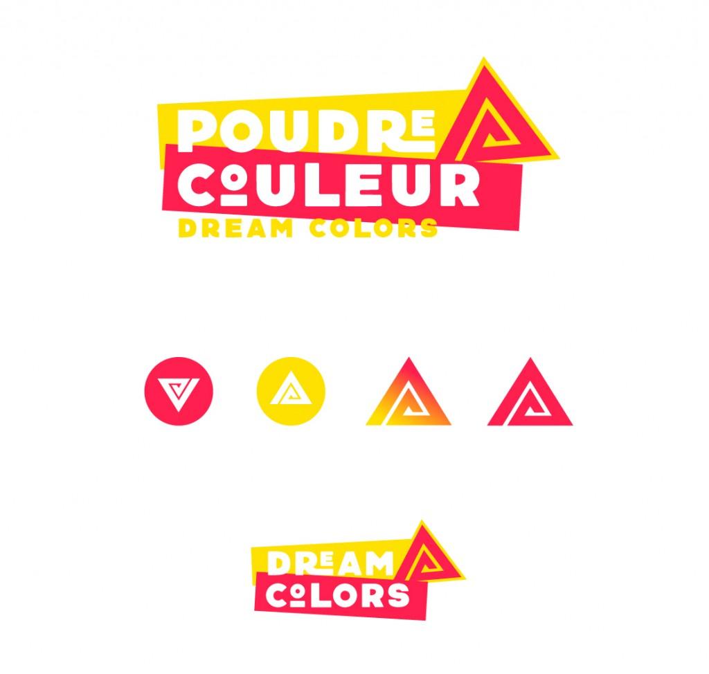 Proposition de logo pour DreamColors