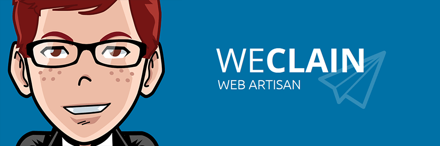 weclain developpeur web bordeaux