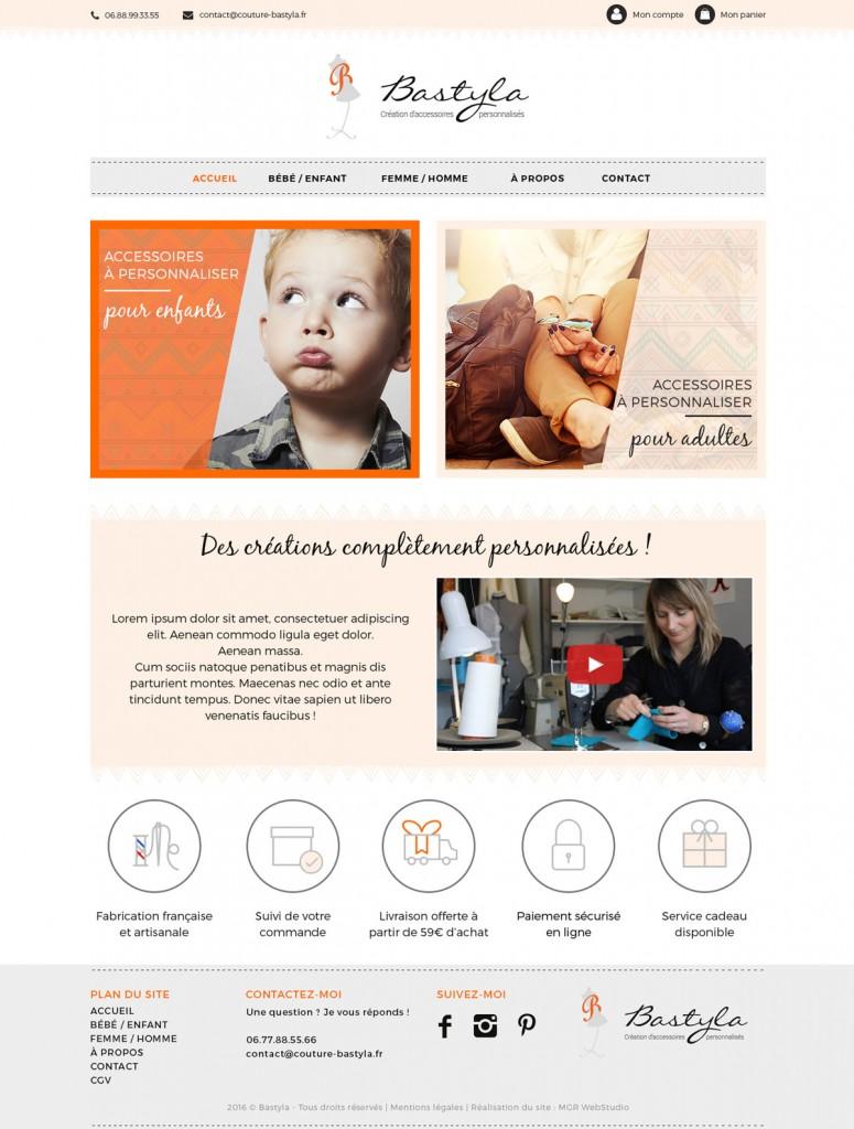 Creation site ecommerce Bordeaux webmaster
